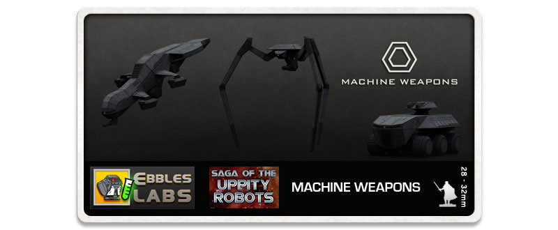 Machine Weapons