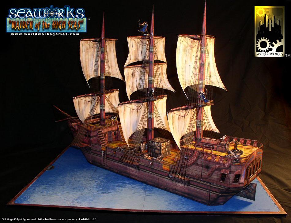 worldworksgames  maiden of the high seas