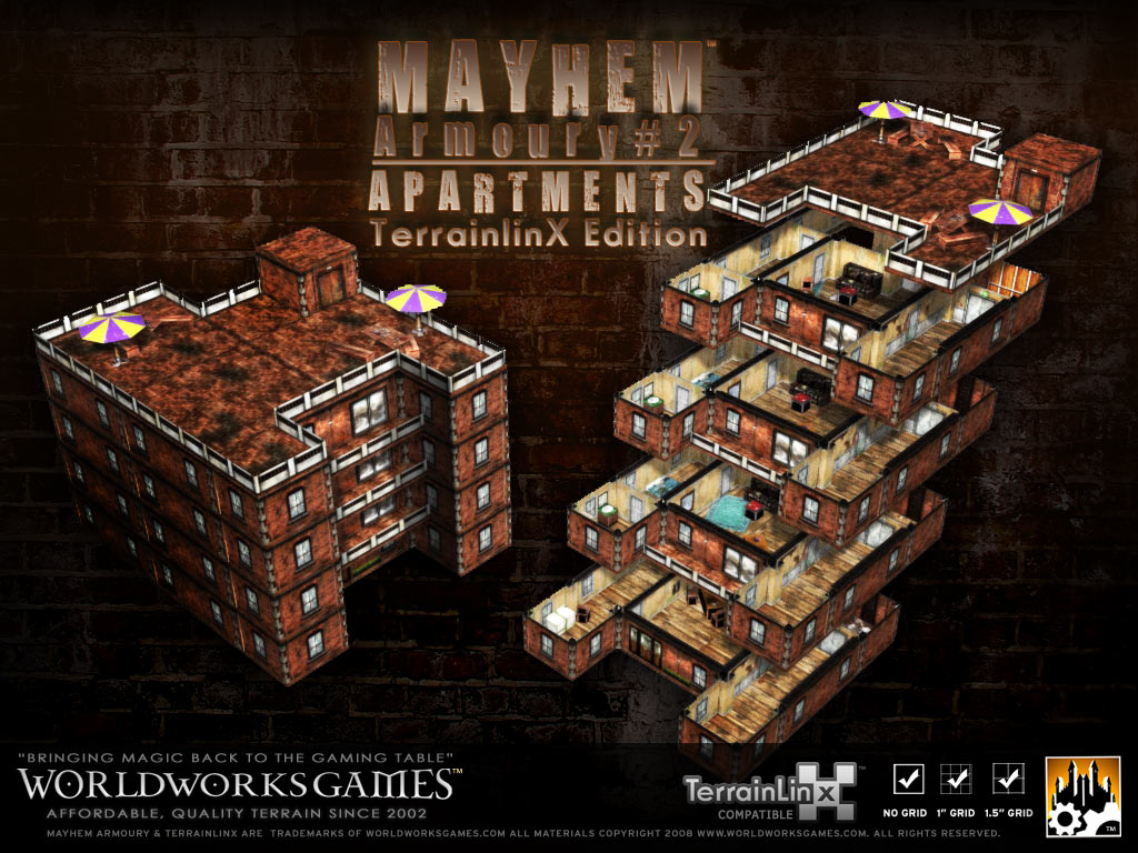 Worldworksgames mayhem apartments for Table zombies pdf