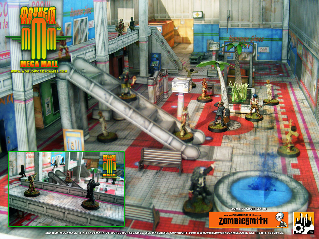 Worldworksgames Mayhem Megamall